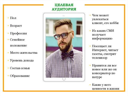 Составляем портреты клиентов-аватары